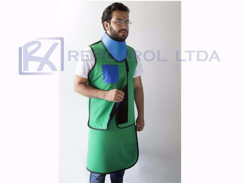 DELANTAL QUIRURGICO DOS PIEZAS